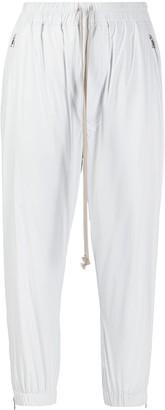Rick Owens Zip Track Pants