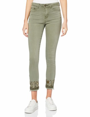 Desigual Women's Pant_Oneil Trouser