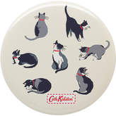 Cath Kidston Small Painted Cats Pocket Mirror
