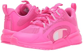 Champion Kids RF Pro Runner (Toddler) (Bubbly Pink) Girl's Shoes