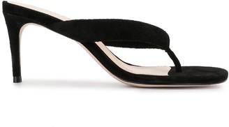 Schutz Open Toe 65mm Heeled Sandals