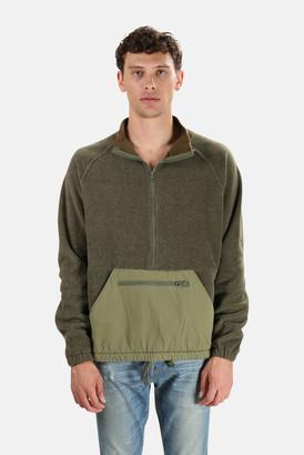 Remi Relief Fleece Anorak Pullover