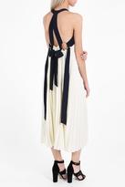 3.1 Phillip Lim Long Pleated Dress