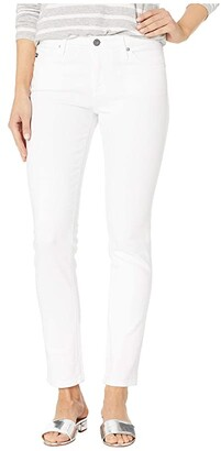 AG Jeans Prima Ankle in White (White) Women's Jeans