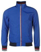 Hilfiger Denim Tipped Logo Bomber Jacket