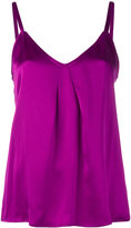Vince satin tank top - women - Silk - XS