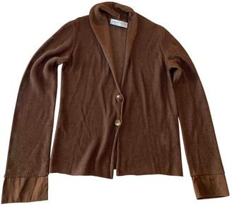 Fabiana Filippi Brown Silk Knitwear for Women