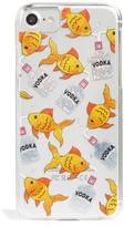 Skinnydip Vodka Fish Iphone Case - Orange