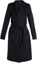 Joseph New Live wool and cashmere-blend coat