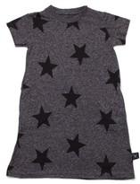 Nununu Toddler Girl's Star Print T-Shirt Dress