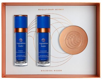 Augustinus Bader The Rich Cream Face And Body Trifecta Gift Set