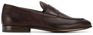 Dell'oglio Perforated Loafers