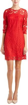 Taylor Dresses Women's Lace Sheath Dress