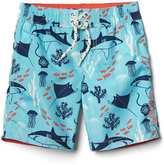 Undersea swim trunks