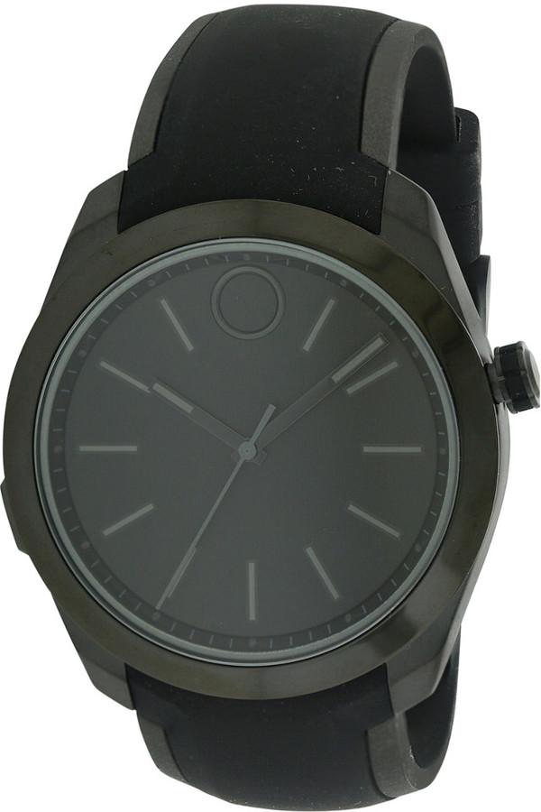 Movado Men's Silicone Watch