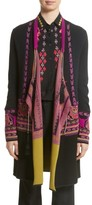 Etro Women's Tassel Wool Blend Cardigan