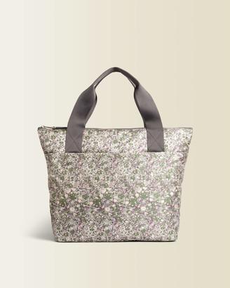 Jigsaw Textured Marble Weekend Bag