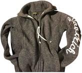 Woolrich Anthracite Wool Knitwear for Women
