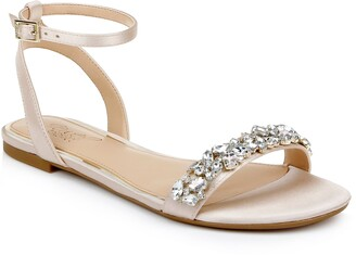 Badgley Mischka Ohara Ankle Strap Sandal