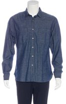Jack Spade Chambray Button-Up Shirt