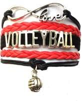 Generic Braid Volleyball Bracelet