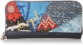 Desigual Zip Around Electra Wallet