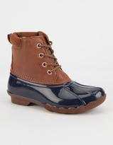 YOKIDS Girls Duck Boots