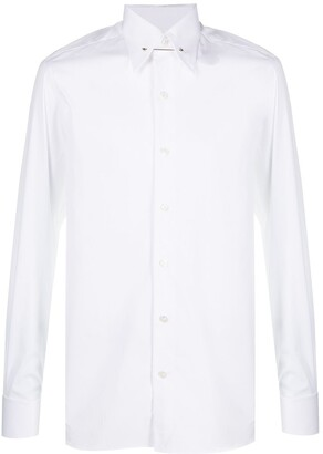 Tom Ford Pin Collar Dress Shirt
