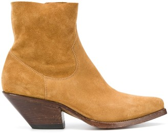 Buttero Cowboy 50mm ankle boots