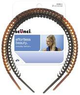 Scunci Effortless Beauty Headbands (Pack of 2)