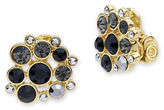 Anne Klein Clip-On Cluster Stud Earrings