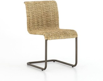 Pottery Barn Alamo Woven Rope Dining Chair