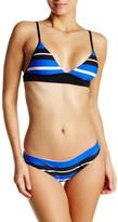 Seafolly Walk The Line Triangle Bikini Top
