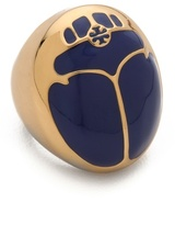 Tory Burch Winslow Beetle Ring
