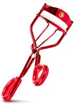 Coco's Closet Ultimate Precision-Crafted Eyelash Curler in Red