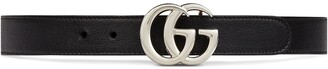 Gucci Kids GG buckle belt