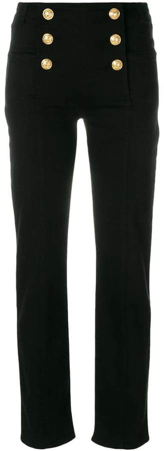 f4cfaa48 Balmain Women's Pants - ShopStyle