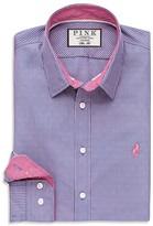 Thomas Pink Galton Stripe Dress Shirt - Bloomingdale's Regular Fit