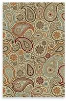 Bed Bath & Beyond Concord Global Paisley 7-Foot 10-Inch x 10-Foot 6-Inch Rug in Ivory