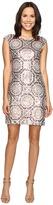 rsvp Pleasant Pattern Dress w/ Sequin Women's Dress