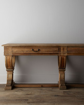 """Horchow """"Burwell"""" Console"""