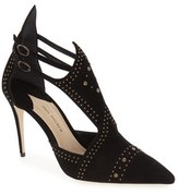 Paul Andrew Women's 'Deniz' Cutout Pump