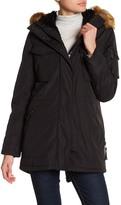 SAM. Field Parka Jacket with Faux Fur Hood