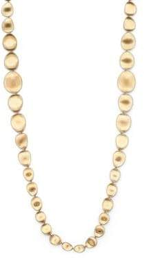 Marco Bicego Lunaria 18K Yellow Gold Long Convertible Necklace