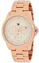 Tommy Hilfiger Tessa Collection 1781584 Women's Stainless Steel Analog Watch