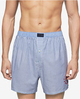 Tommy Hilfiger Men's Striped Woven Boxers