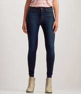 Aeropostale Seriously Stretchy Dark Wash High-Waisted Jegging