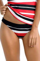 Seafolly Walk The Line Banded Hipster
