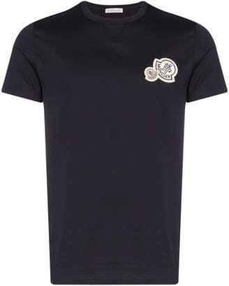 Moncler logo-appliqued T-shirt