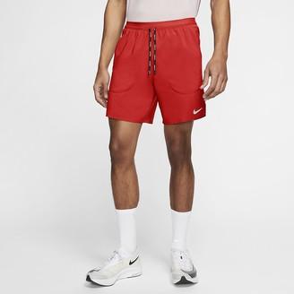 Nike Men's Brief Running Shorts Flex Stride